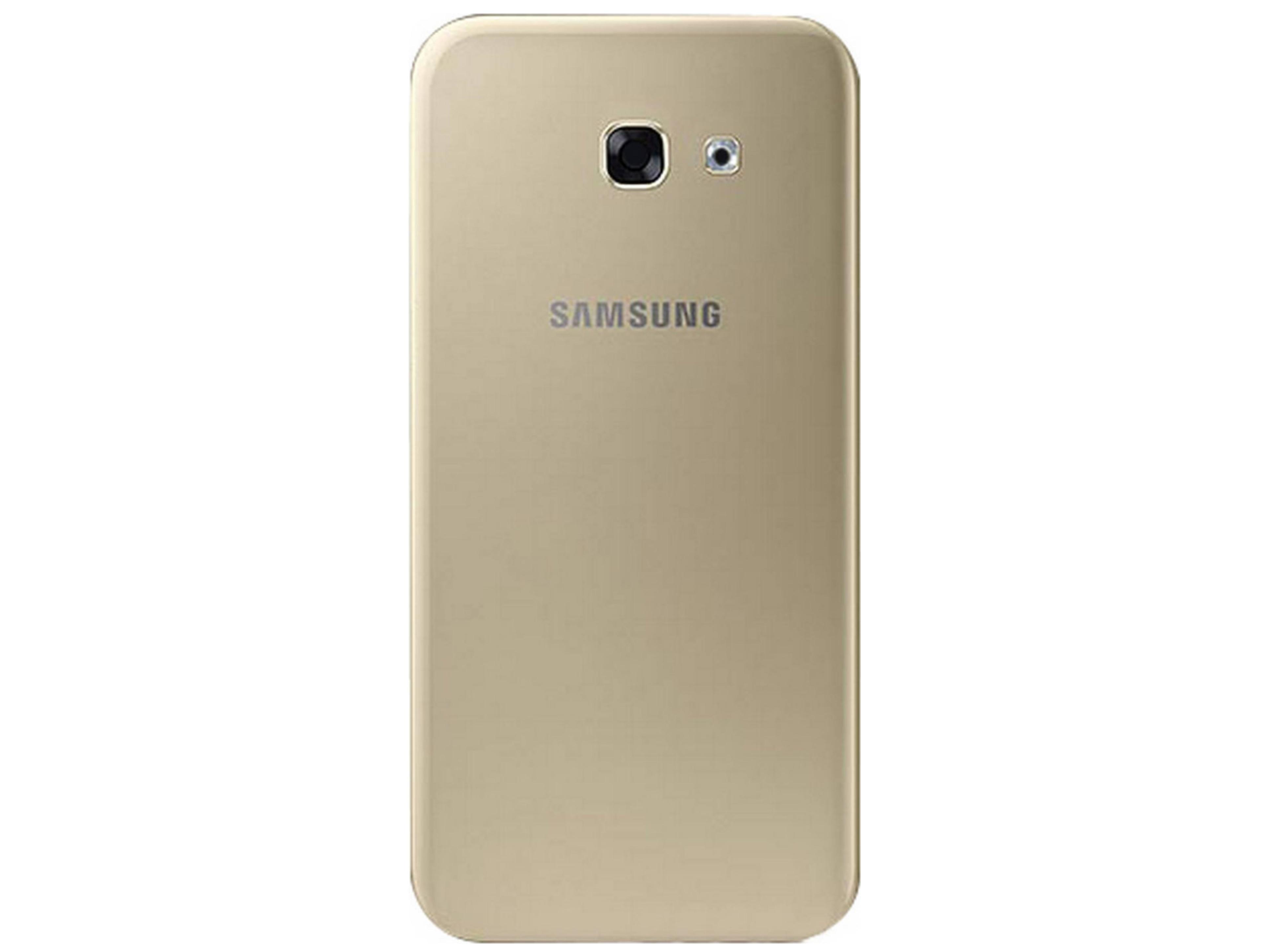 Καπάκι Μπαταρίας Samsung SM-A510F Galaxy A5 (2016) Χρυσαφί OEM Type A