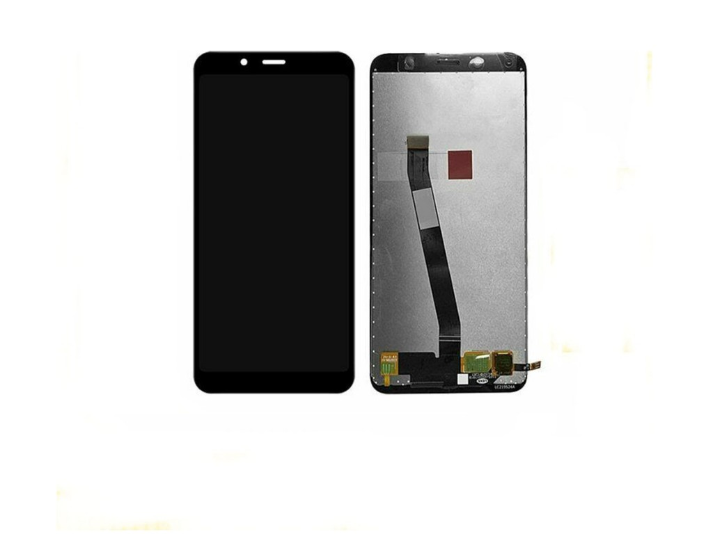 Οθόνη και Μηχανισμός Αφής για Xiaomi Redmi 7A Μαύρο