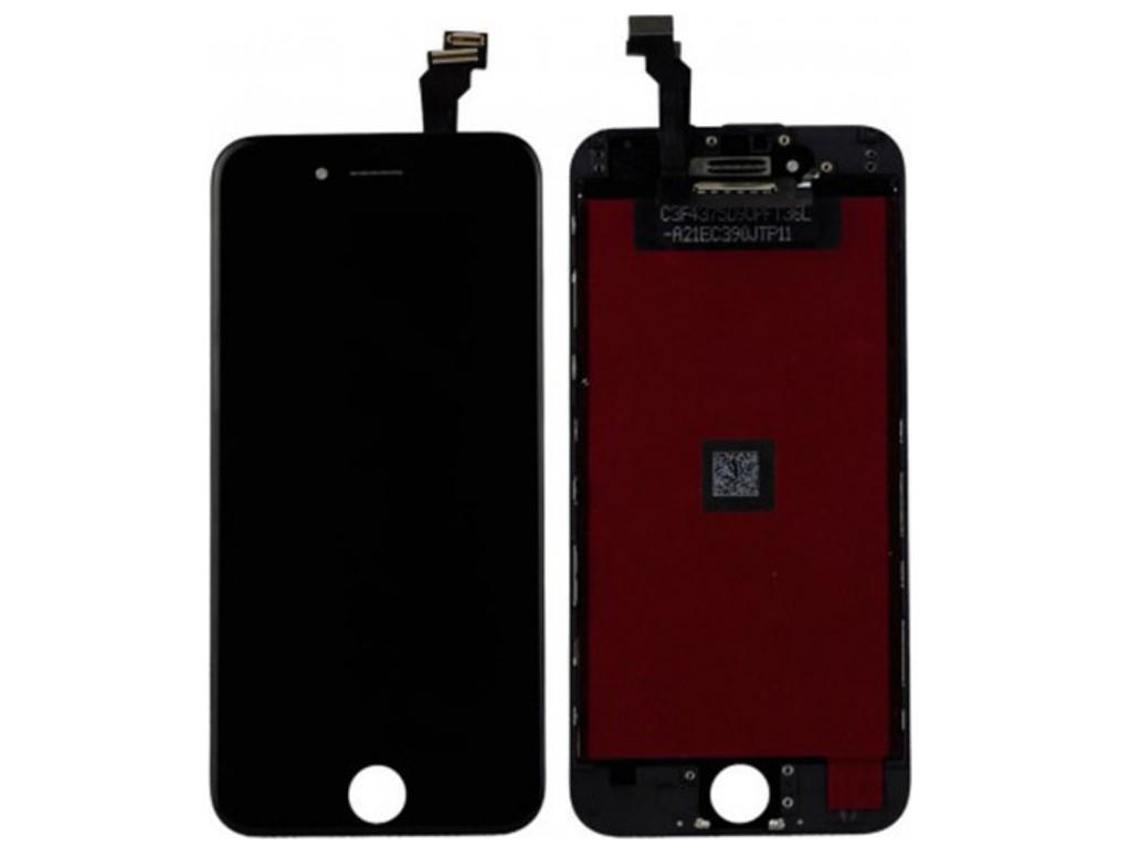 Οθόνη και Μηχανισμός Αφής για iphone 6s blk