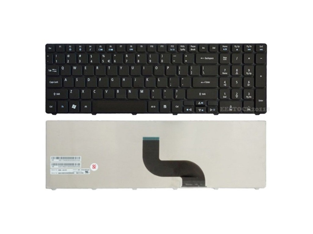 Πληκτρολόγιο Laptop Acer Aspire 5740