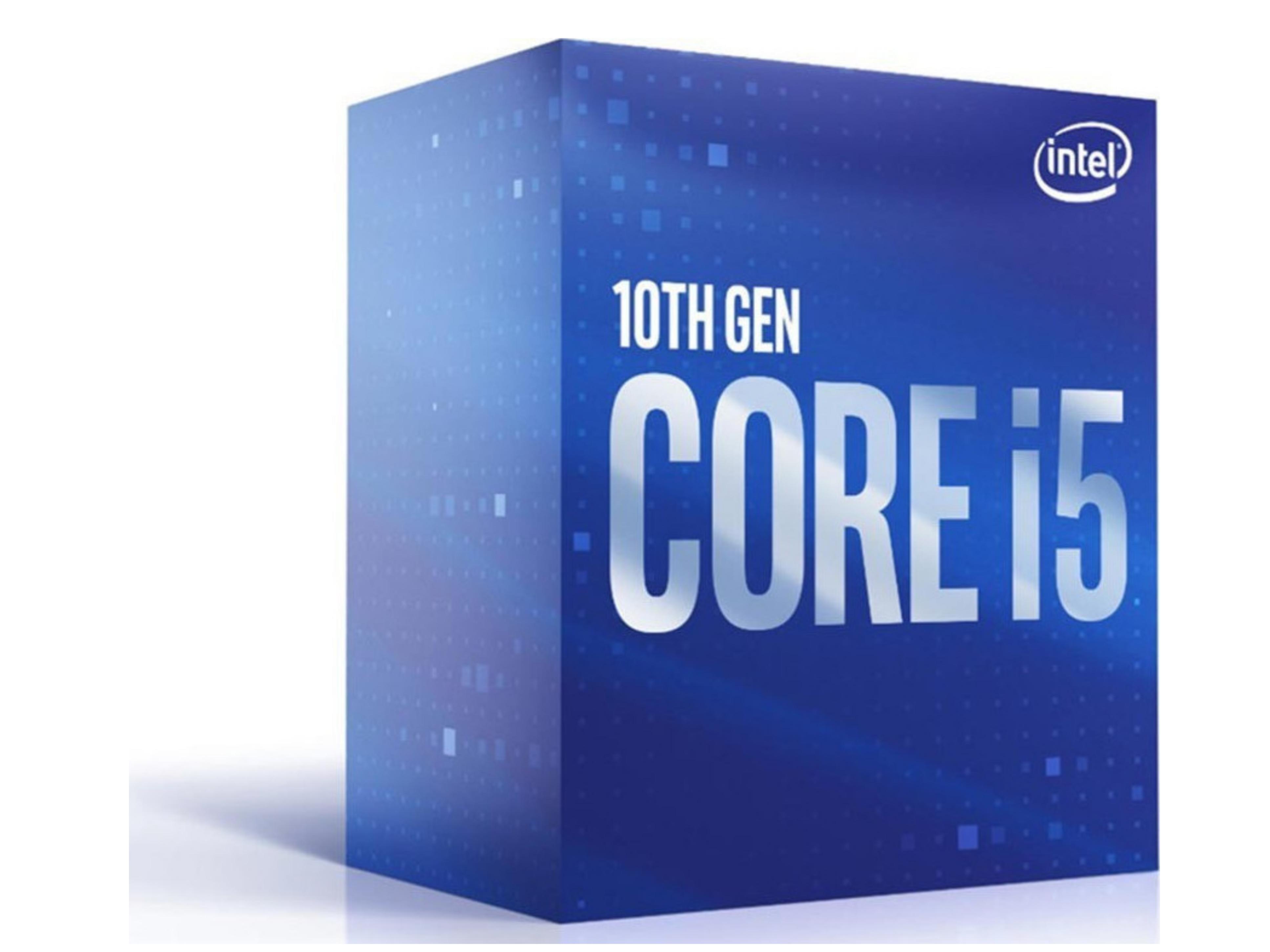 Επεξεργαστής (CPU) Intel Core i5-10500 Box (BGA-1200, 3.10GHz, 12MB) UHD Graphics 630