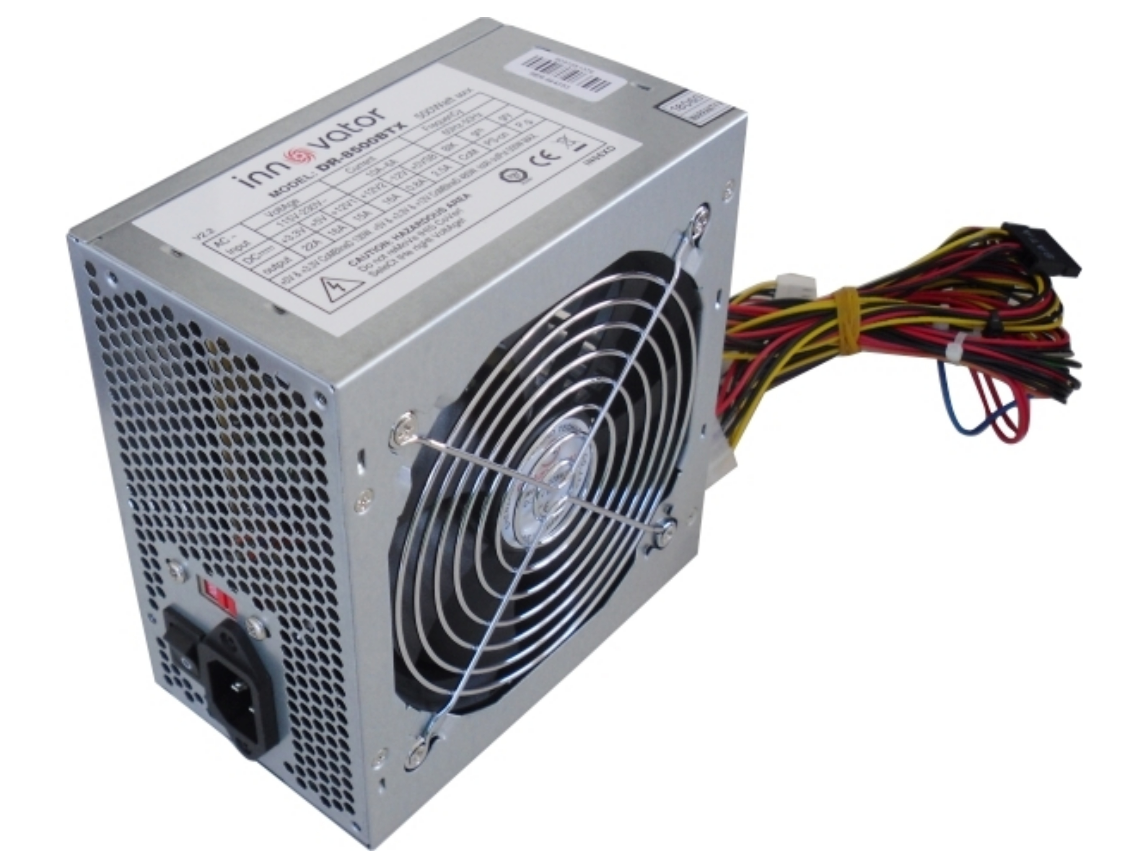 Τροφοδοτικό Ηλεκτρονικού Υπολογιστή AXT/BTX 500WATT FP-500