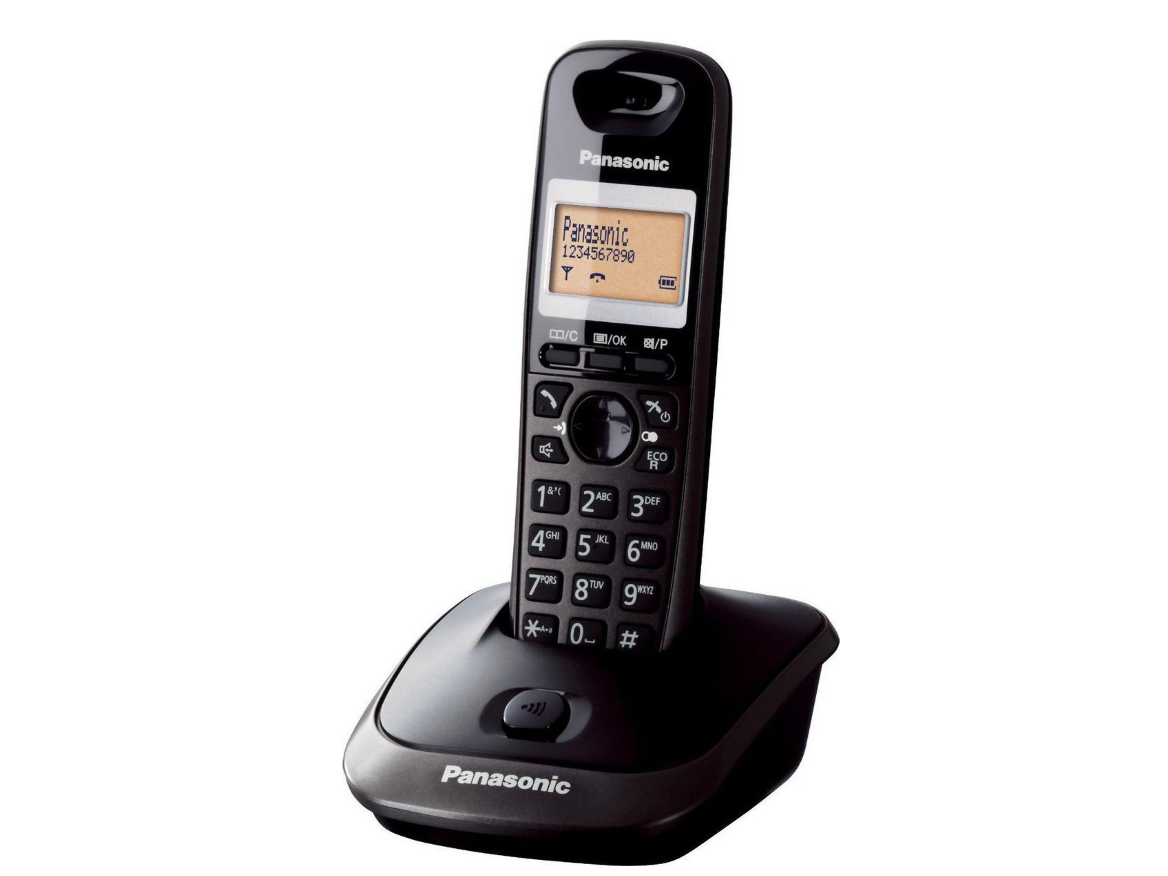 Ασύρματο Ψηφιακό Τηλέφωνο Panasonic KX-TG2511 COL