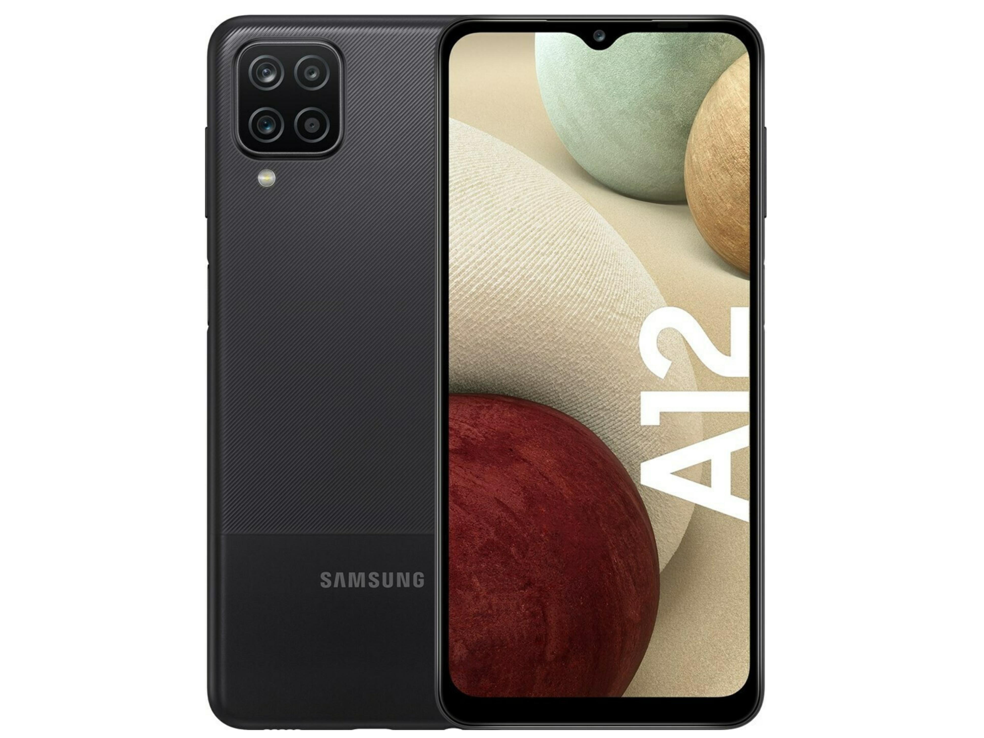 Samsung Galaxy A12 (128GB) Black